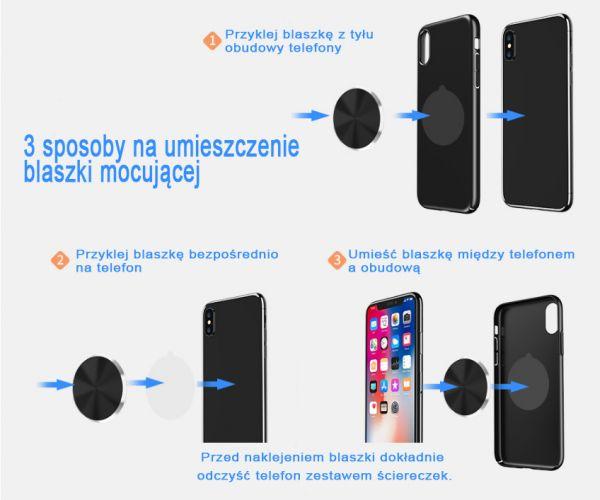 Portfel Etui na Smartfon