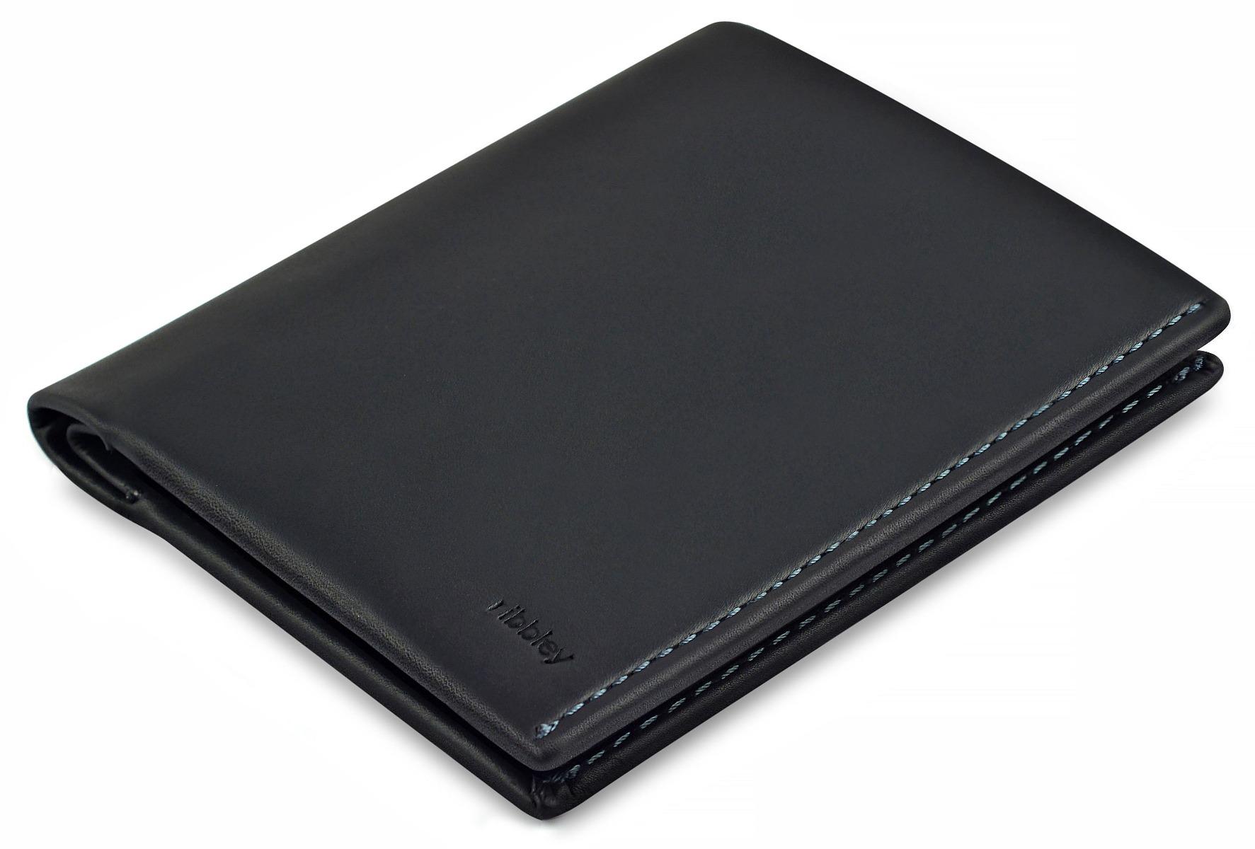 męskie skórzane portfele ribbley